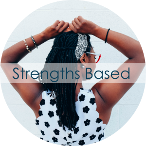 Strengths Based approach for human trafficking victims