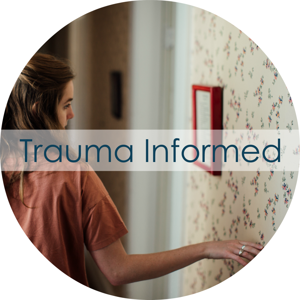 Trauma Informed care for human trafficking victims